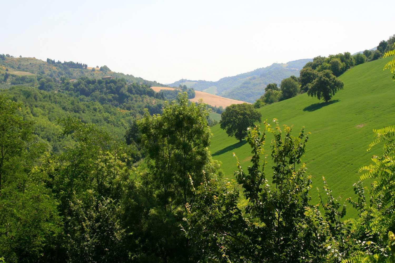 Capotorto-landschap