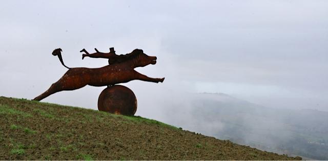 Capotorto-paard